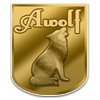 aWolf Badge